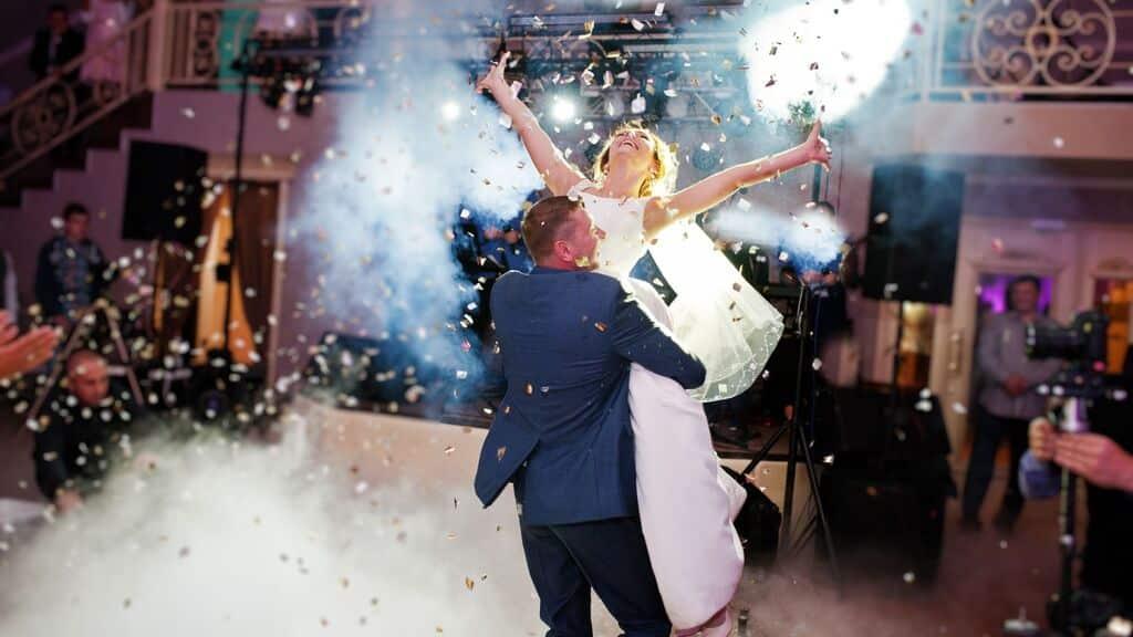 Levende musikk til bryllupsfesten -www.bryllupsfesten.no